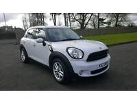2015 Mini countryman Cooper D +£500 free service pack