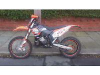 ROAD LEGAL 2009 plate Ktm 125 exc 6 days series px welcome 125 250 450 ??