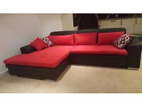 LORETO Delivery 1-3 days Corner Sofa Bed Sofa Corner Brand New Packed Function and Storage
