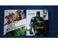 DK Marvel and Batman Encyclopedia