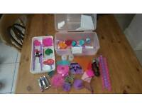 Selection of Cake Decorating items