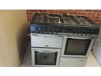 Belling Countrychef Gas Range Cooker