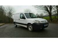 2010 Citroën berlingo 600 HDi one owner from new full years mot