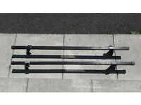 Car Roof Rack Bars from Halfords 127cms