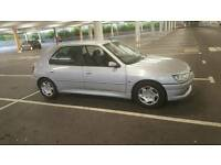 PEUGEOT 306 2.0HDI 60MPG FAST ECONOMICAL 1ST CAR BARGAIN AT £495ono