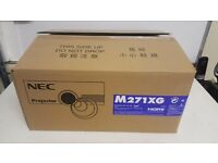 NEC M271XG HDMI LCD Projector 2700ANSI New Boxed