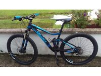 "Giant Stance 27.5"" 2015 as new £820 ono"