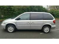 Chrysler Voyager 2.8tdi Auto One owner mileage 47000