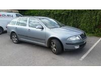skoda octavia estate 4x4 with towbar full service history reluctsnt sale £2450