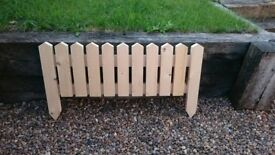 For Sale Wooden Hurdles