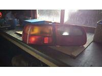 honda civic eg rear lights (pair)
