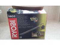 Ryobi RBV26 Petrol Garden Blower Vac - Unused, Brand New in box