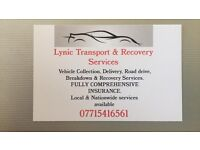 Car recovery & transport - any distance