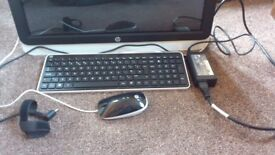 HP All-in-One HD Touchscreen PC
