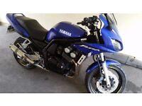 2003 Yamaha FZS 600 Fazer - Long MOT - 3 Keys - Service History - Foxeye edition