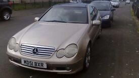 Mercedes c230 2.3