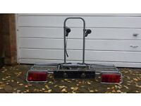 Towbar Carrier for 2 Bikes