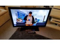 """SAMSUNG 42"""" TV 3 HDMI USB FREEVIEW GREAT CONDITION **CAN DELIVER**"""