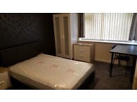 Fully furnished Double Rooms - Telford Town Centre