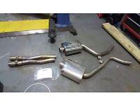 Milltek Exhaust Parts Audi S5 2010 3.0L