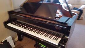 Yamaha C2 Disclavier Grand Piano