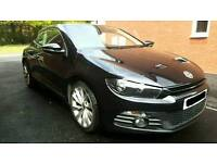 VW scirocco 2.0ltr tdi BlueMotion Tech
