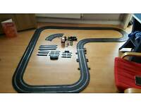 Scalextric sport/digital layout and cars