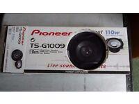Pioneer speaker set