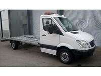 Details about SPRINTER DIESEL AUTOMATIC W906 311 RECOVERY BEAVERTAIL TRUCK car transporter