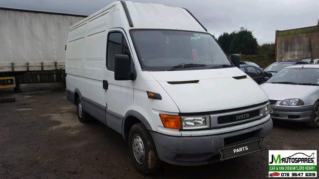 Iveco daily 2.3 2.8 ***BREAKING ONLY Parts Jm Autospares