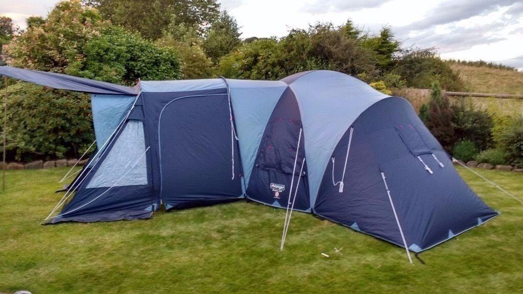 Vango Diablo 400 4 Person Tent In Penylan Cardiff Gumtree