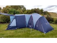 Vango Diablo 400 4 person tent