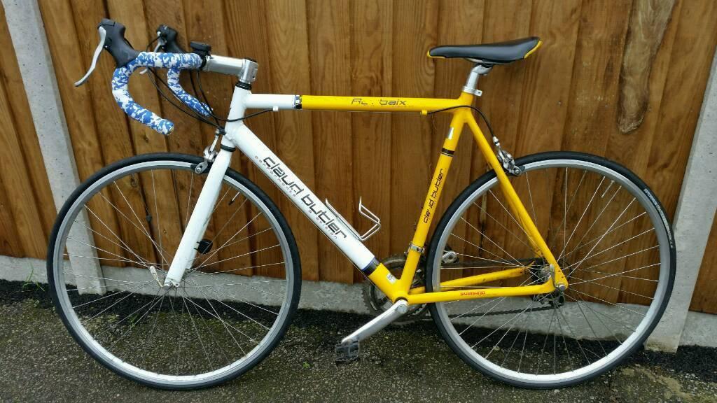 Claude butler roubaix road bike