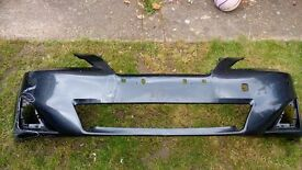 LEXUS IS FACELIFT 250 220 FRONT BUMPER IN GREY 2010 ON WARDS