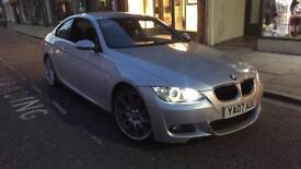 BMW 3 Series 320 i M Sport coupe e92 REPAIR