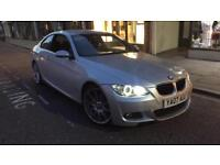 BMW 3 Series 320 i M Sport coupe e92 REPAIR