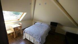 Loft-studio flat