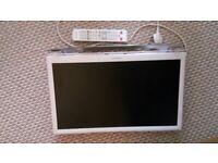 "Samsung Smart TV UE22H5610AK 22"" 1080p FULL HD LED TV"