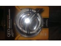 brand new QED performance miniature subwoofer cable