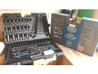 halfords advanced 200 piece BLACK socket set (limited edition)