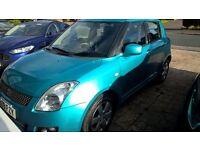 SUZUKI SWIFT - 5 DOOR - LOW MILES - 1.5 petrol