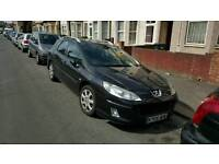 Peugeot 407 1.6 hdi all parts available turbo injectors fuel pump startermotor