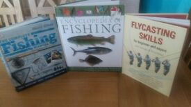 Fishing books