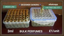 Wholesale designer oils