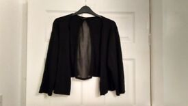 Beautiful Coast Black Cardigan suitable for party dress.