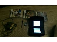 Nintendo DS lite console 3 Boxed Games and More