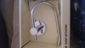 Toilet roll holder brand new in box