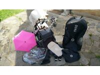 Bugaboo Cameleon 2 in great condition with travel case