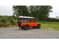 Land Rover Defender 110 200TDI 24k miles Galvanised Chassis