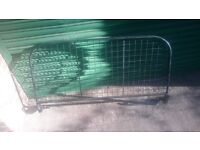 dog screen mesh cage
